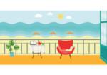 Apartamento Praia Grande Tupy - Aluguel Temporada